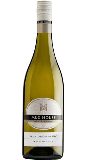 Mud House Sauvignon Blanc Sav Blanc Marlborough NZ New Zealand Wine