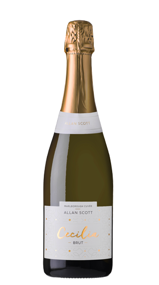 Allan Scott Sparkling Wine Methode Marlborough Bubbly Cecilia