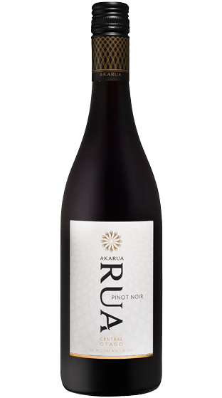 Rua Central Otago Pinot noir red wine akarua nz new zealand red wine dry wine