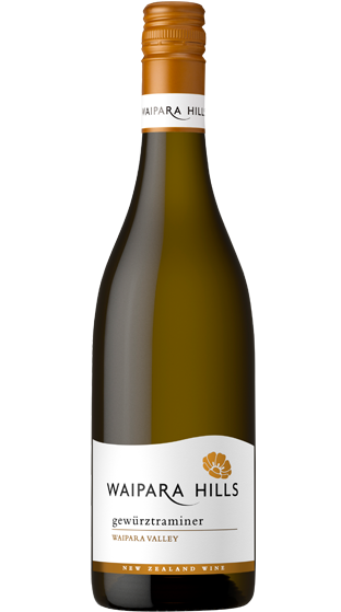 Waipara Hills Gewürztraminer Waipara NZ Wine NEw Zealand wine spice sweet