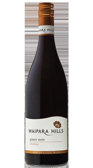 Waipara Hills Waipara Pinot Noir Red Wine Nz New Zealand wine
