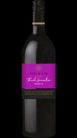 Nugan Third Generation Shiraz Victoria, AUS Australian red wine dry wine takeaway wine
