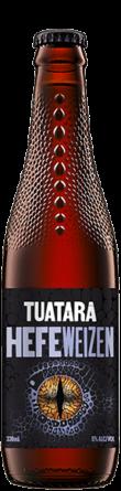 Tuatara hefeweizen wheat beer malt beer german beer nz beer new zealand