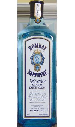 Bombay Sapphire Gin London dry Gin & Tonic