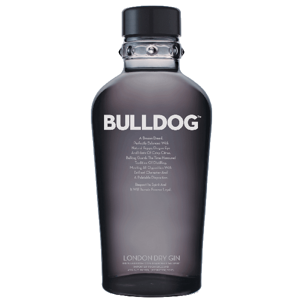 Bulldog Gin London Gin Original Bulldog