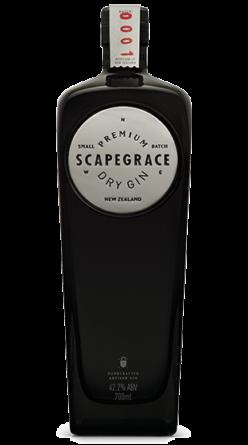 Scapegrace Classic Gin New Zealand Gin Premium Gin Tonic