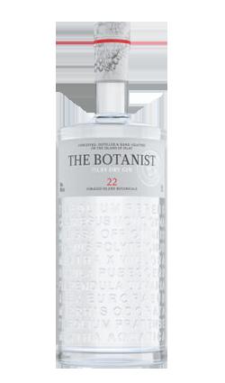 The Botanist Gin Scottish Islay Gin Gin & Tonic