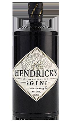 Hendrick's Gin Scottish Gin Rose Pedals Cucumber Premiuym Gin Tonic