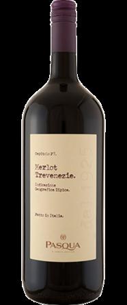 Pasqua Merlot magnum 1.5l red wine dry wine italy italian