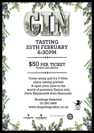 Gin-tasting-gin night-scapegrace -east imperial