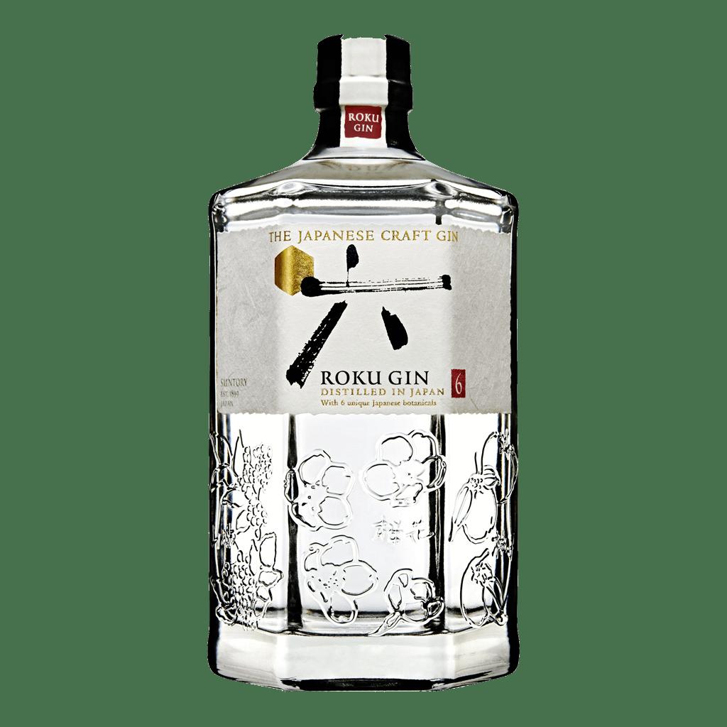 Roku Gin & Tonic Craft Gin Japanese Craft Gin