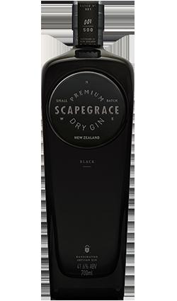 Scapegrace Black Gin Magic Gin Tonic
