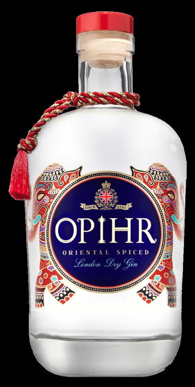 Opihr Gin Spiced Gin Pepper Coriander Oranges Cubebs
