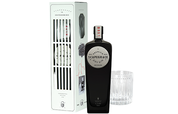 Scapegrace Classic Gin Gift Box Gift Pack NZ Gin