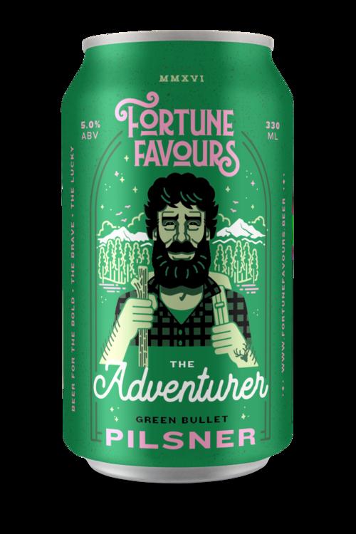adventurer-fortune-favours-pilsner-beer-can-craft-beer-wellington-nz-canterbury-christchurch-rolleston