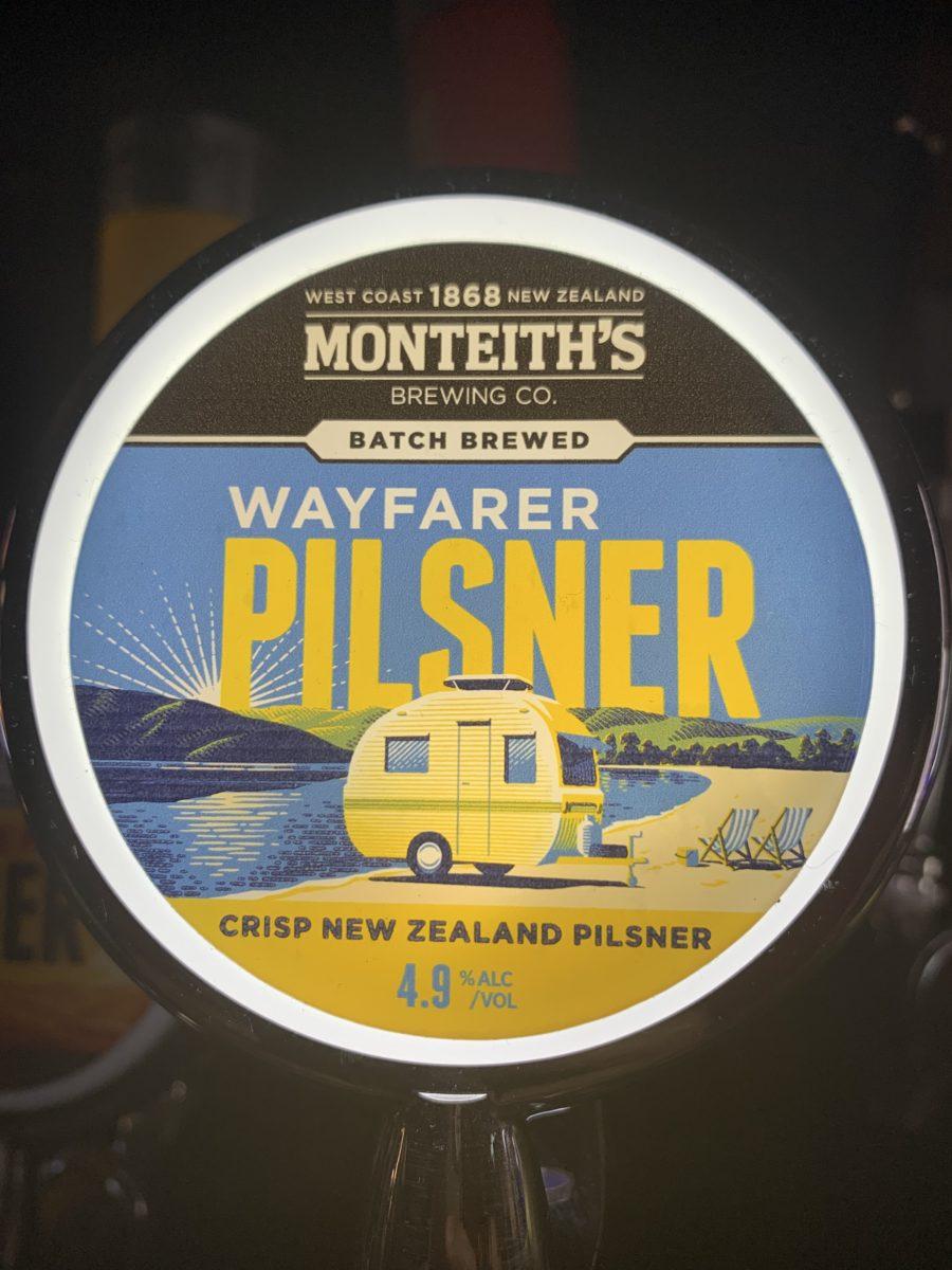 monteiths-wayfarer-pilsner-beer-west-coast-brewery-rolleston-pedal-pusher-faringdon-christchurch-canterbury-nz-new-zealand-beer-fill