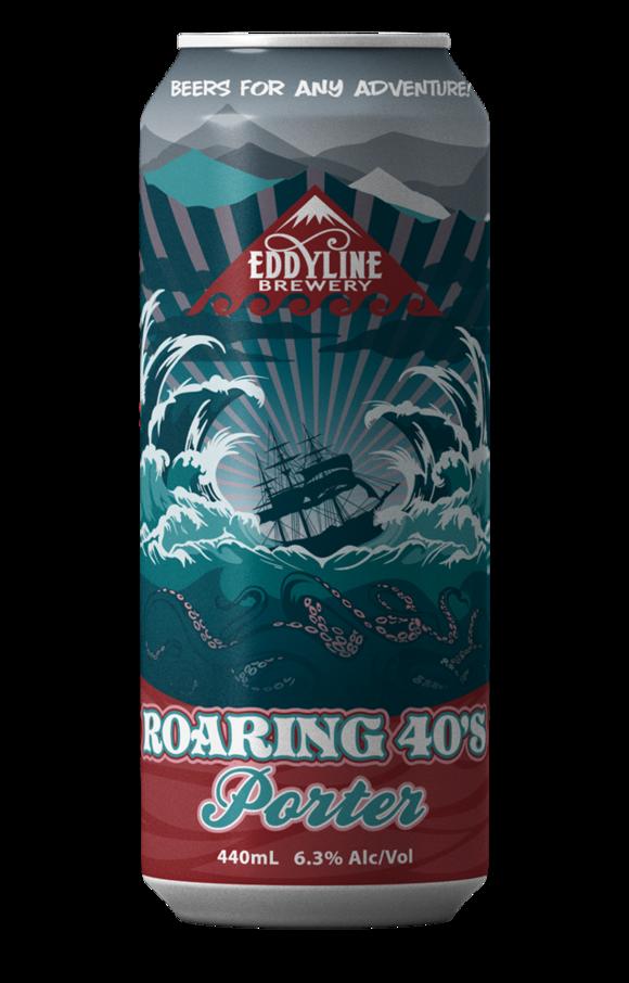 eddyline-roaring-40s-porter-dark-beer-craft-nelson-pedal-pusher