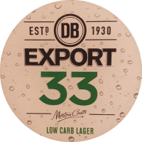 export-33-low-carb-lager-beer-rolleston-tap-fill